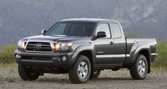 Cash for your Toyota Tacoma